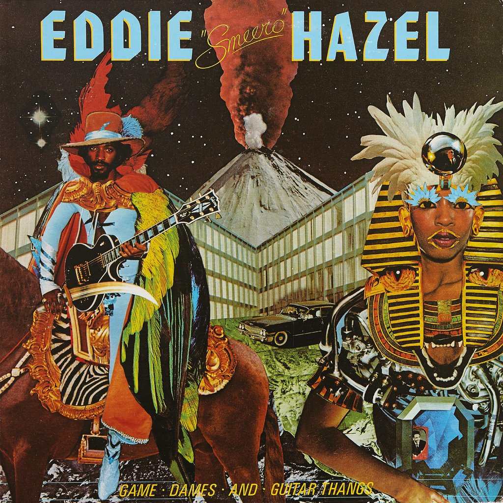EDDIE HAZEL GAME DAMES