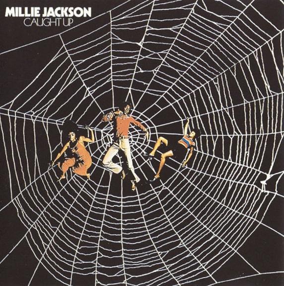 MILLIE JACKSON CAUGHT UP