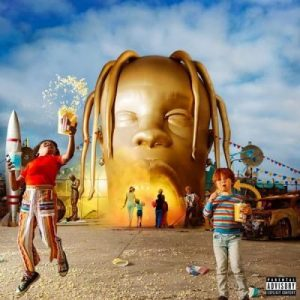 TRAVIS SCOTT ASTROWORLD
