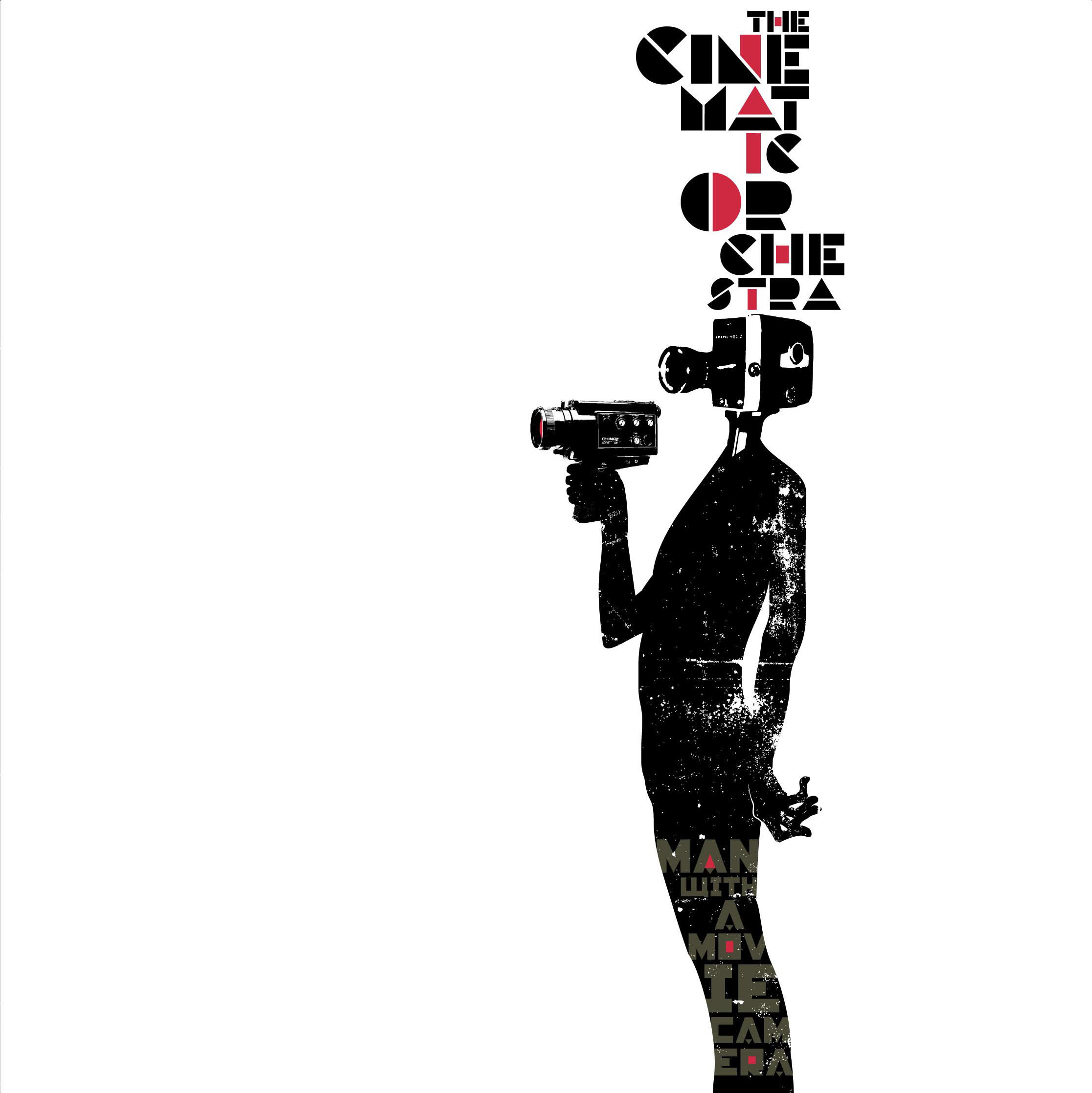 CINEMATIC ORCHESTRA MAN WITH A MOVIE