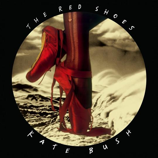 KATE BUSH THE RED