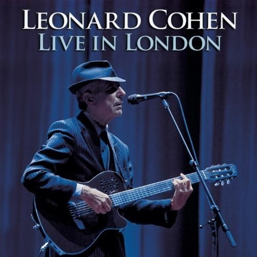 LEONARD COHEN - LIVE IN LONDON 3LP