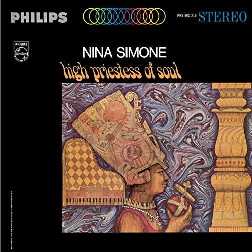 NINA SIMONE - High Priestess of Soul