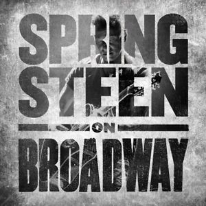 BRUCE SPRINGSTEEN - BROADWAY 4LP