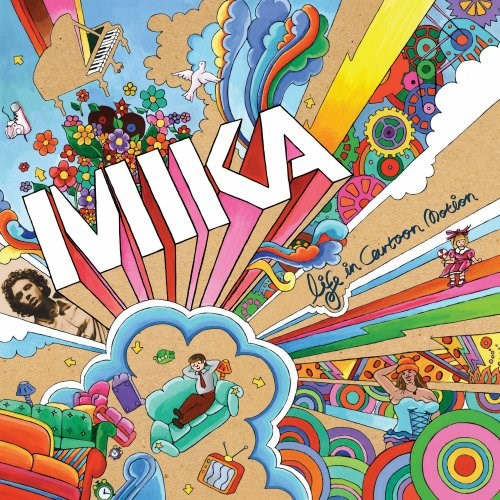MIKA LIFE IN CARTOON MOTION