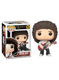 QUEEN BRIAN MAY 93 FUNKO POP VINYL FIGURE