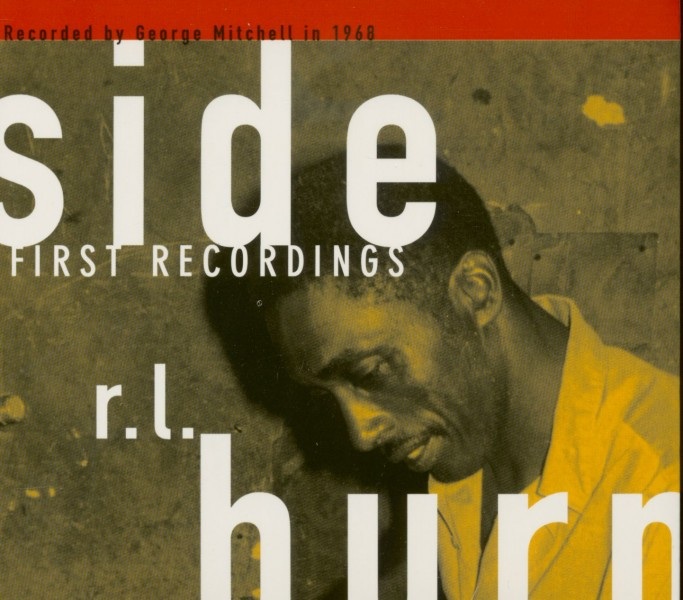 RL BURNSIDE FIRST