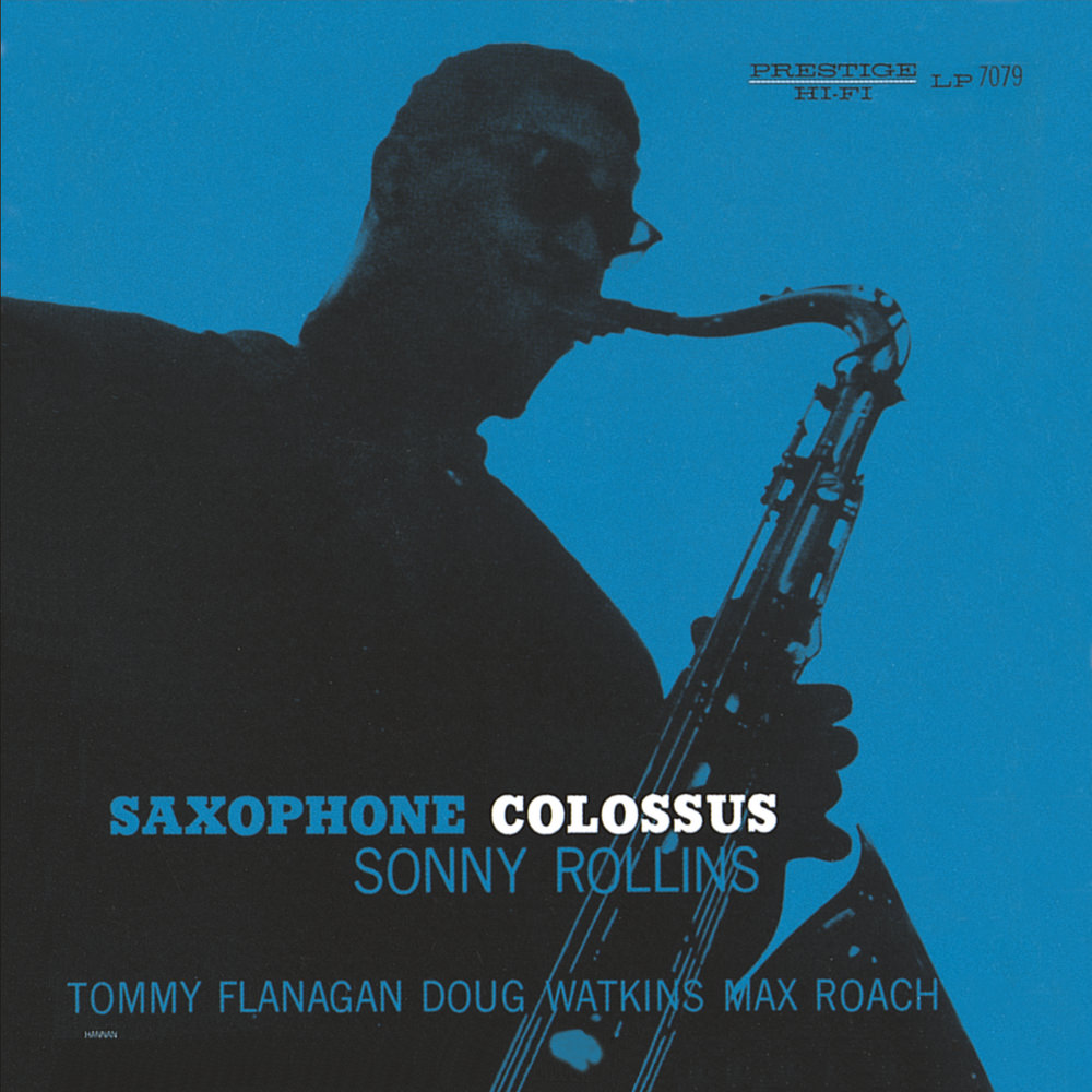 SONNY ROLLINS COLOSSUS