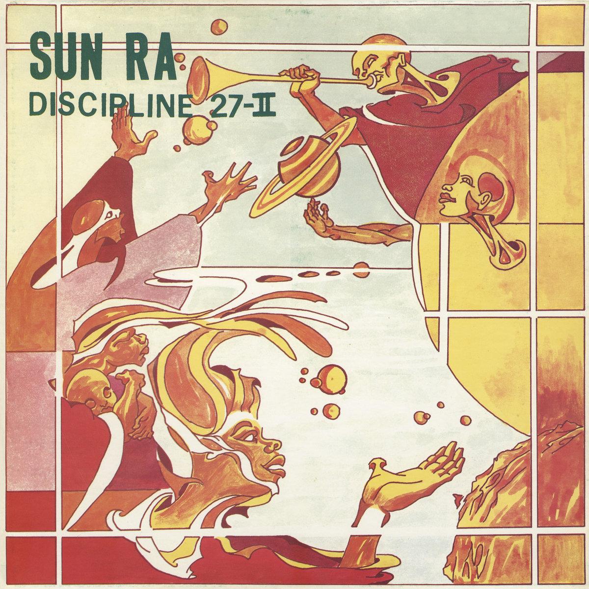 SUN RA - DISCPLINE 27-II