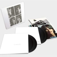 THE BEATLES - WHITE ALBUM + USHER DEMOS 4LP BOX SET