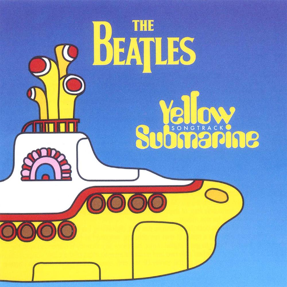 THE BEATLES YELLOW SUBMARINE SOUNDTRACK