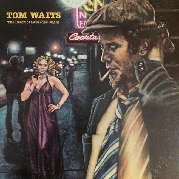 TOM WAITS HEART OF