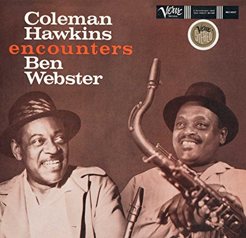 COLEMAN HAWKINS WEBSTER