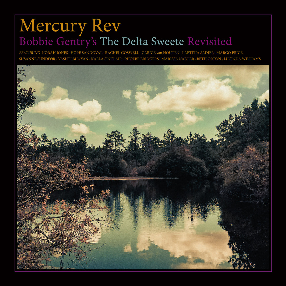 MERCURY REV - BOBBIE GENTRY'S THE DELTA BLUES REVISITED