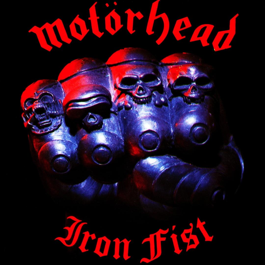 MOTORHEAD IRON
