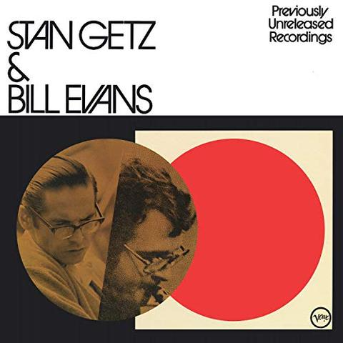 STAN GETZ EVANS UNRELEASED