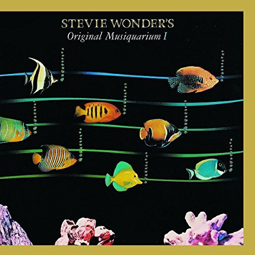STEVIE WONDER MUSQUARIUM