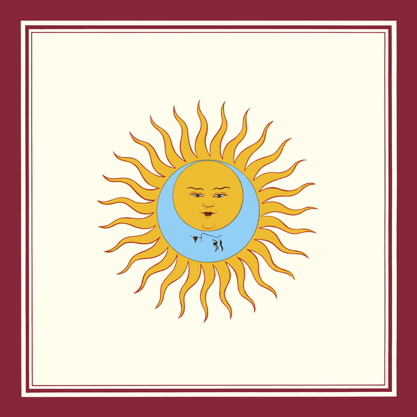 KING CRIMSON LARKS