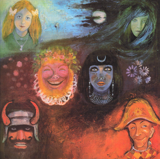 KING CRIMSON WAKE