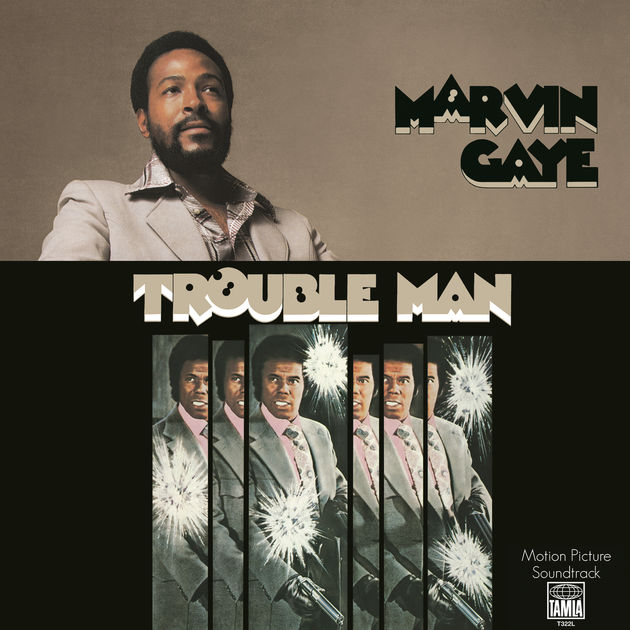 MARVIN GAYE TROUBLE
