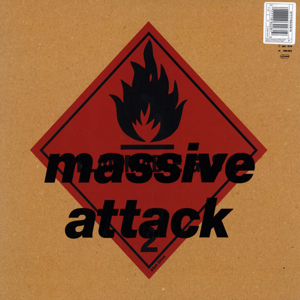 MASSIVE ATTACK BLUE
