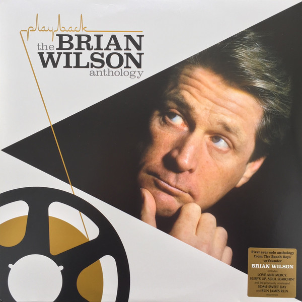 PLAYBACK - THE BRIAN WILSON ANTHOLOGY 2LP