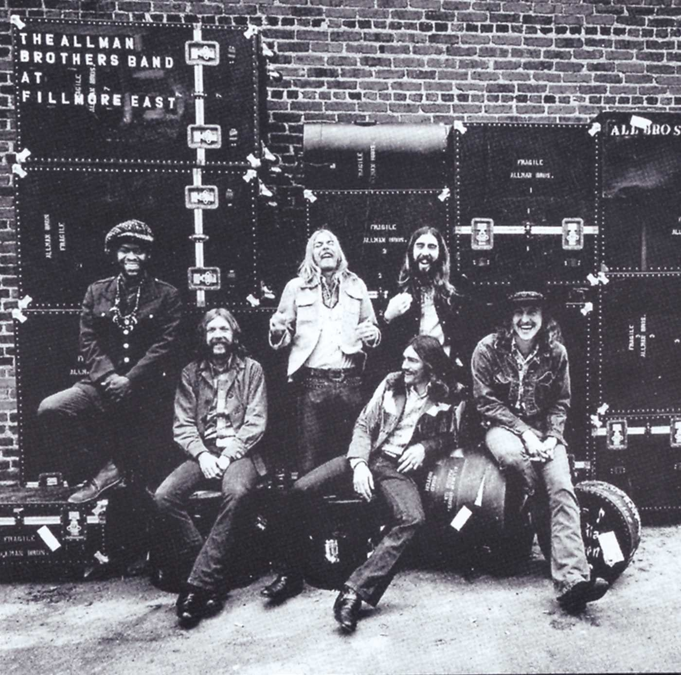 THE ALLMAN BROTHERS FILMORE