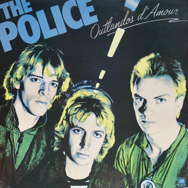 THE POLICE OUTLANDOS