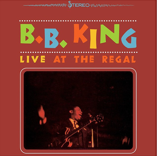 BB KING REGA;