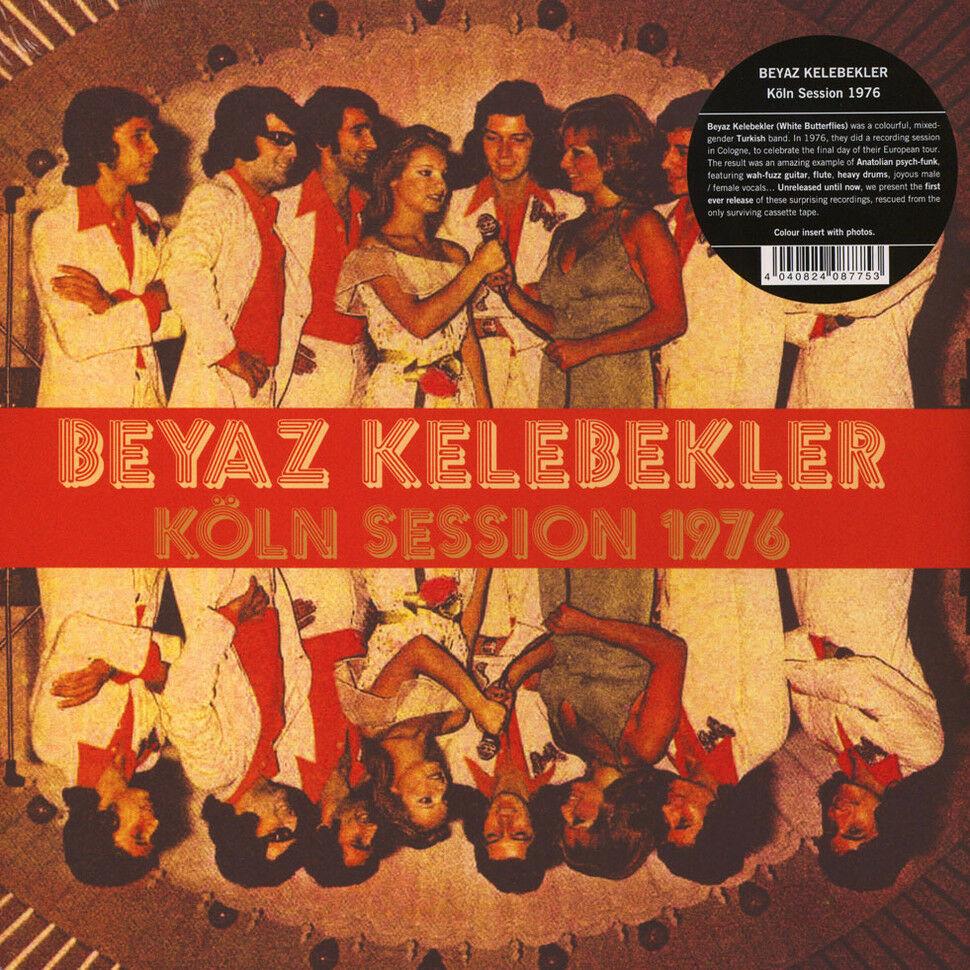 BEYAZ KELEBEKLER 1976