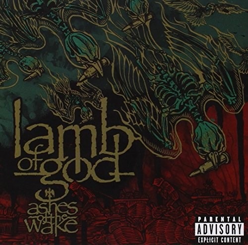 LAMB OF GOD ASHES OF THE WAKE