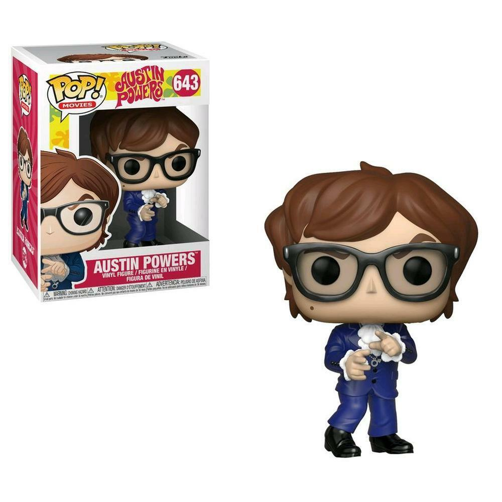 AUSTIN POWERS FUNKO POP 643