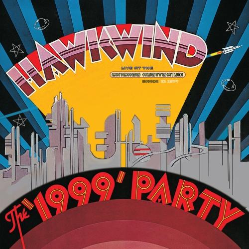 HAWKWIND LIVE CHICAGO