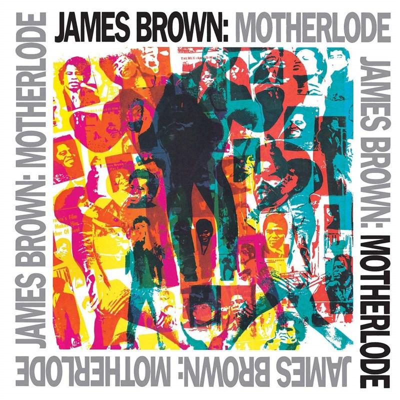 JAMES BROWN MOTHERLODE