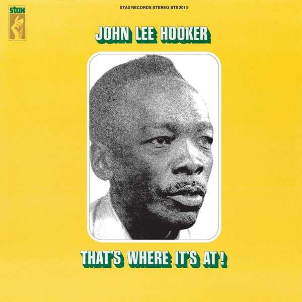 JOHN LEE HOOKER THATS