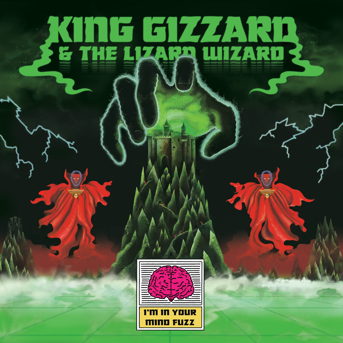KING GIZZARD MIND