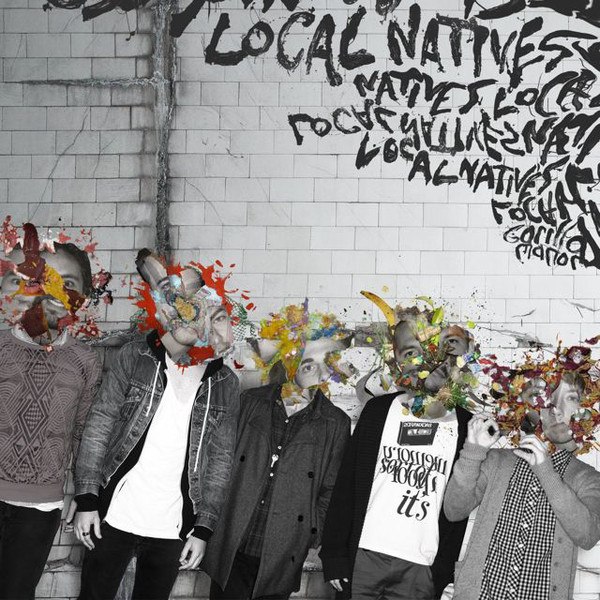 LOCAL NATIVES GORILLA