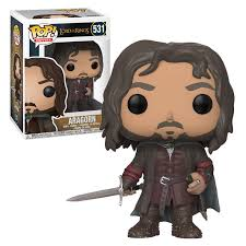 LORD OF THE RINGS ARAGORN FUNKO POP 531
