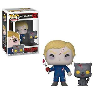 PET SEMATARY GAGE & CHURCH FUNKO POP 829