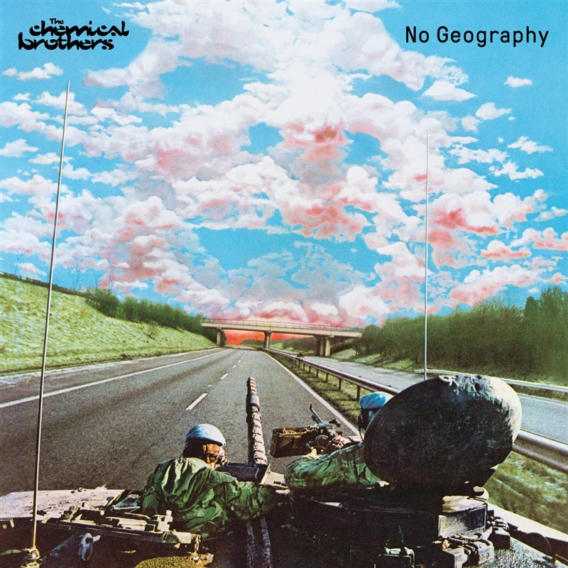 THE CHEMICAL BROTHERS - NO GEOGRAPHY 2LP