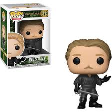 THE PRINCESS BRIDE WESTLEY FUNKO POP 579