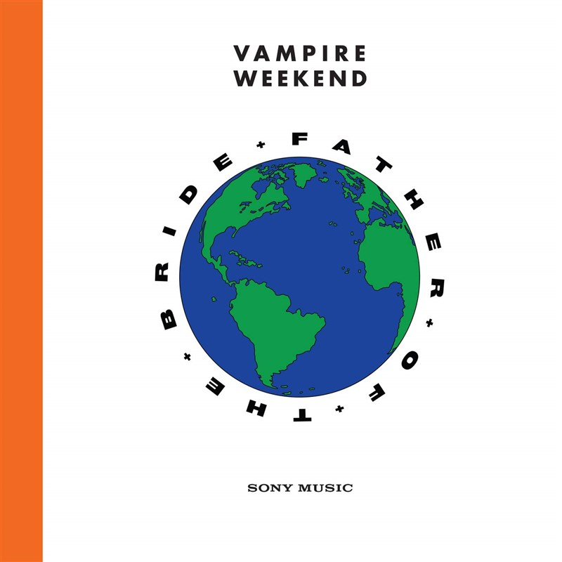 VAMPIRE WEEKEND - FATHER OF THE BRIDE 2LP