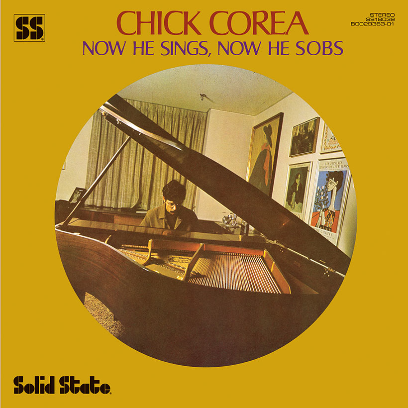 CHICK COREA NOW