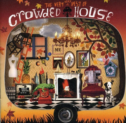 CROWDED HOUSE BEST