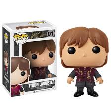 GAME OF THRONES TYRION LANNISTER FUNKO POP 01