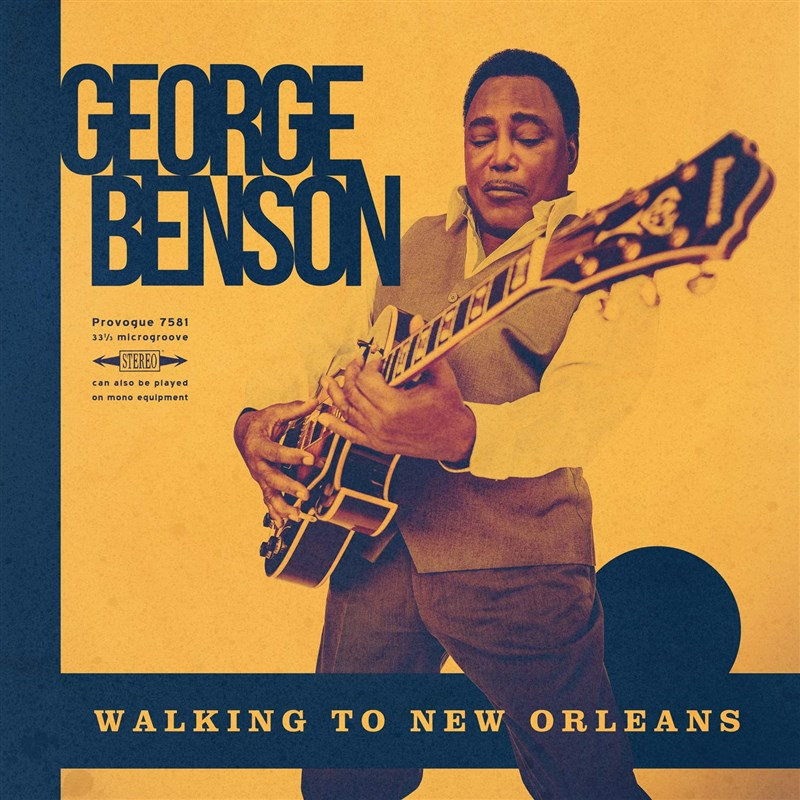 GEORGE BENSON NEW ORLEANS