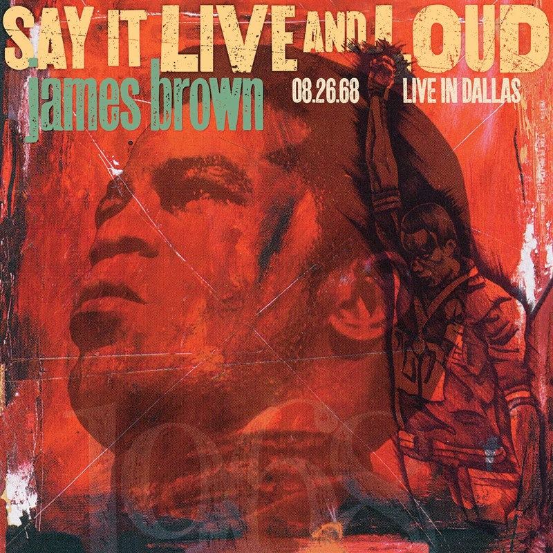 JAMES BROWN LIVE LOUD