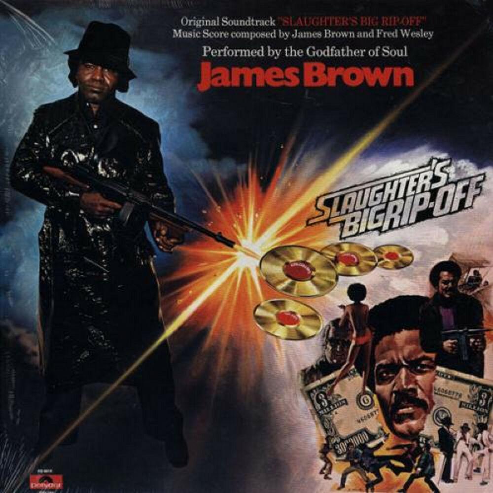 JAMES BROWN SLAUGHTER
