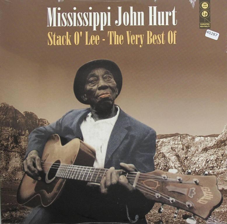 JOHN HURT STACK