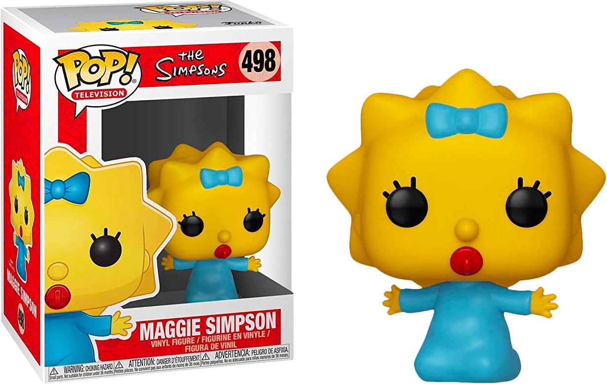 MAGGIE SIMPSON FUNKO POP 498